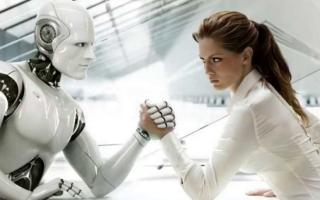 В будущем роботы сумеют заменить людей во многих сферах