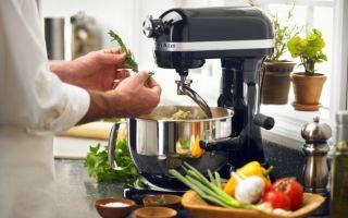 Виды кухонных комбайнов, их назначение и основные функции