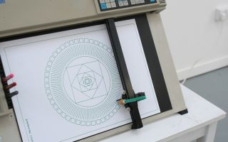 Что такое печатающий и режущий плоттер, отличия лазерных, струйных, перьевых, планшетных и других графопостроителей