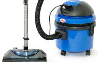 Сепараторный пылесос с аквафильтром