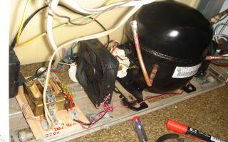 До какой температуры греется компрессор холодильника?