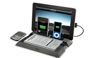 Что такое док-станция для смартфона, ноутбука, планшета: функции и возможности