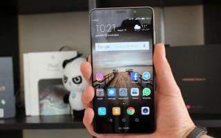 Huawei mate 9: обзор характеристик и возможностей смартфона