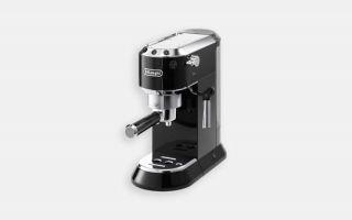 Рожковая кофеварка: разновидности, принцип работы, как выбрать