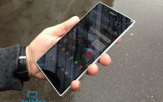 Sony xperia z ultra: обзор характеристик, аккумулятора, дисплея смартфона