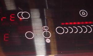 Неисправности индукционных плит и соответствующие им коды ошибок
