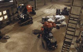 В прямом эфире каналов twitch и youtube состоялась битва боевых роботов