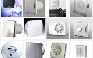 Бесшумный вентилятор в ванную комнату: какой лучше выбрать