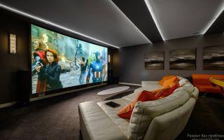 Современные домашние кинотеатры: самые лучшие новинки