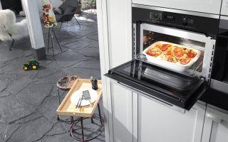Духовой шкаф с функцией микроволновки: электрический и газовый