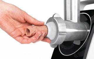 Что такое насадка кеббе в мясорубке, и как ей пользоваться