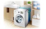 Узкая стиральная машина: особенности, плюсы и минусы, обзор моделей