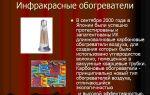 Ультрафиолетовые обогреватели: типы, принцип действия