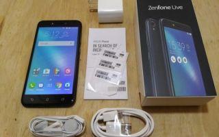 Asus zenfone live: обзор характеристик смартфона, дизайн, цена