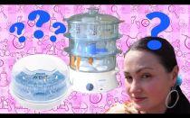 Стерилизация детских бутылочек в пароварке без стерилизатора