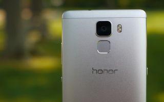 Обзор honor 7: технические характеристики, размеры, описание камеры