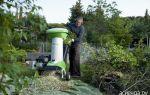 Рейтинг лучших моделей садовых измельчителей веток