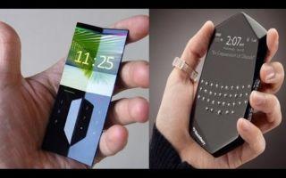 10 самых необычных смартфонов в мире