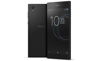 Sony xperia l1: обзор характеристик и возможностей смартфона