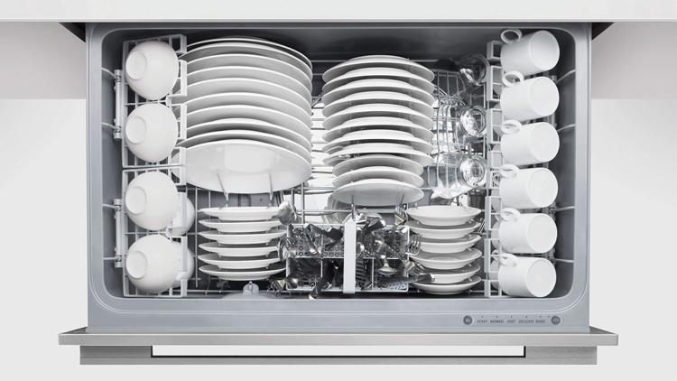 Конденсационная сушка в посудомоечной машине: отличительные особенности этого типа сушки 64