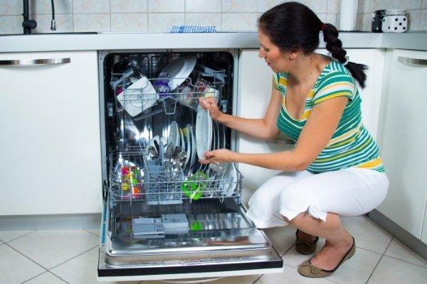 Конденсационная сушка в посудомоечной машине: отличительные особенности этого типа сушки 88