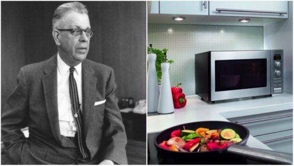 Картинки по запросу 1945 Американец Перси Спенсер запатентовал микроволновую печь