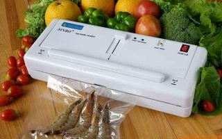 Как выбрать лучший вакуумный упаковщик продуктов для дома или профессиональной деятельности