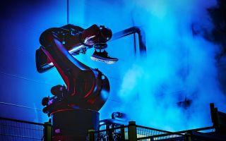 Кроссовки adidas будут производиться роботами