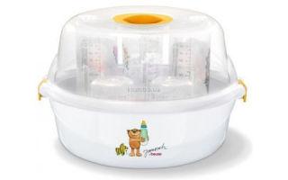 Как работает световой стерилизатор молока?