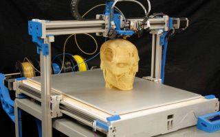 Разработан способ, позволяющий печатать трехмерные объекты