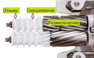 Двухшнековая соковыжималка: устройство, функции, какую модель купить