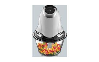 Как выбрать кухонный чоппер-измельчитель для овощей и фруктов, специй, мяса и других продуктов