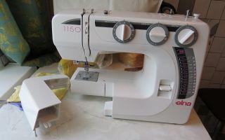 Электромеханическая швейная машина: отличия, преимущества, комплектация