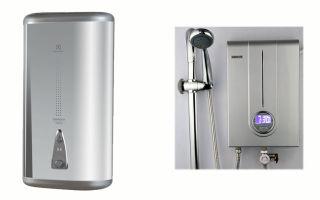 Какой выбрать проточный электрический водонагреватель