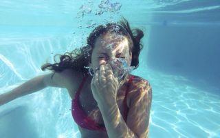 Разработана система дыхания, позволяющая дышать под водой