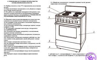 Как включить и пользоваться электрической плитой
