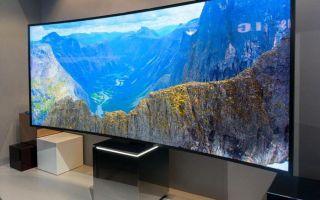 Изогнутый телевизор: преимущества и недостатки, обзор моделей