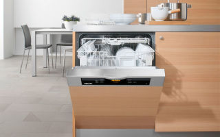 Рейтинг лучших отдельно стоящих и встраиваемых посудомоечных машин
