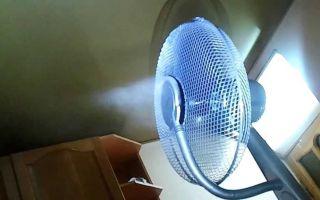 Вентилятор с увлажнителем воздуха: принцип работы, как сделать своими руками