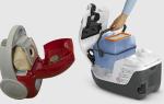 Какой выбрать пылесос с мешком или контейнером для пыли?
