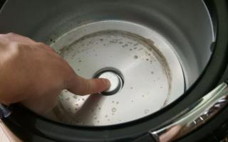 Как правильно мыть мультиварку внутри и снаружи
