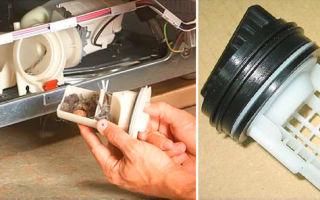 Как почистить насос в стиральной машине: бош, индезит, вирпул