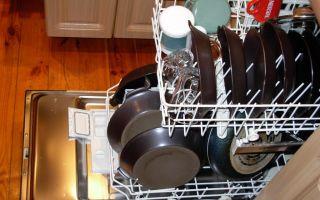 Как пользоваться посудомоечной машиной: правильно загружать и мыть посуду?