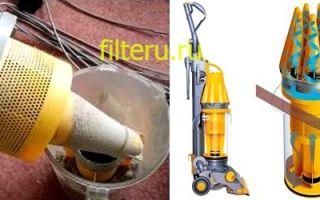 Плюсы и минусы циклонных фильтров в пылесосе