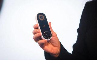 Создан звонок, способный распознавать лица и разговаривать