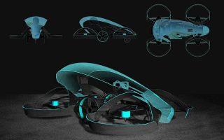 В японии намерены запустить масштабный проект по созданию летающих машин