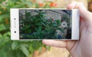 Обзор sony xperia xa1: характеристики, дизайн, камера, цена