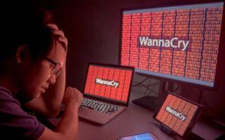 Вирус wannacry проник в систему одного из заводов apple