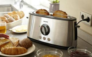Рейтинг лучших тостеров для дома 2017-2018 по качеству и отзывам покупателей