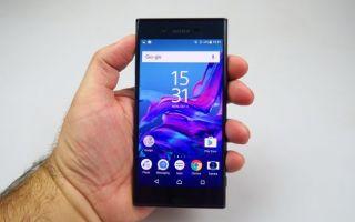 Sony xperia xz: обзор характеристик и возможностей смартфона